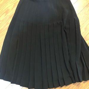 Authentic Burberry uniform skirt